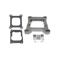 "3/4"" Carb Carburetor Adapter Holley Carter 4BBL to Quadrajet Q-Jet Or Spreadbore"