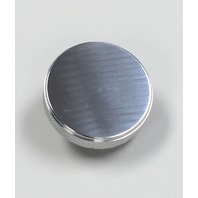 Hot Rod Polished Billet Aluminum Round 16 LB Radiator Cap