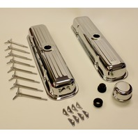 PONTIAC CHROME ENGINE DRESS UP KIT 301-455 SHORT