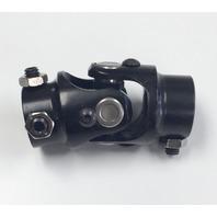 "Forged Steel Black Universal Single Steering U-Joint 1"" DD x 5/8-36 Spline"