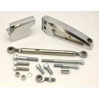 Big Block Chevy BBC Chrome Aluminum Air Condition A/C Bracket SWP