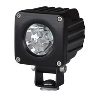 "Pirate 2.5"" Square 10 Watt Cree LED Spot Light, Jeep, Truck, Off Road, UTV, ATV"