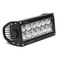 "Pirate 6"" Low Pro LED Light Bar Flood Pattern, Jeep, Truck, Off Road, UTV, ATV"
