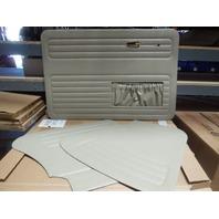 VW BUG 68-78 TMI  DOOR PANEL SET W/POCKETS,4-PC SET,  BEIGE 10-1129-14