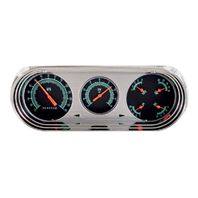 Classic Instruments 1963-1965 Chevy Nova Dash Gauge Package - Black - Complete