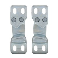 1952-59 Chevy & GMC Truck Door Latch Striker Plates, Pair