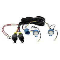 UPI 34265  9007 Headlight Relay Harness Kit