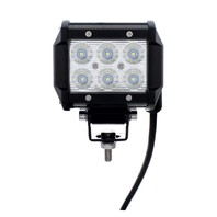 6 High Power 3 Watt LED Driving/Work Flood Light, Competition Series