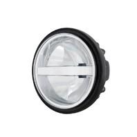 """5.5 Watt High Power LED 4 1/2"""" Driving/Spot Light - HD 1994 - 2015 - Ultra Glide"""