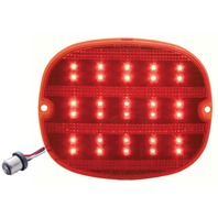 1990- 1996 Chevy Corvette LED Tail Light, Red Lens, EA