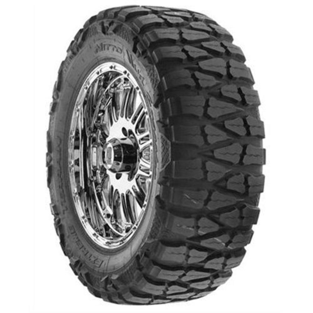 nitto series mud grappler 33 1250 17 radial tire ebay. Black Bedroom Furniture Sets. Home Design Ideas