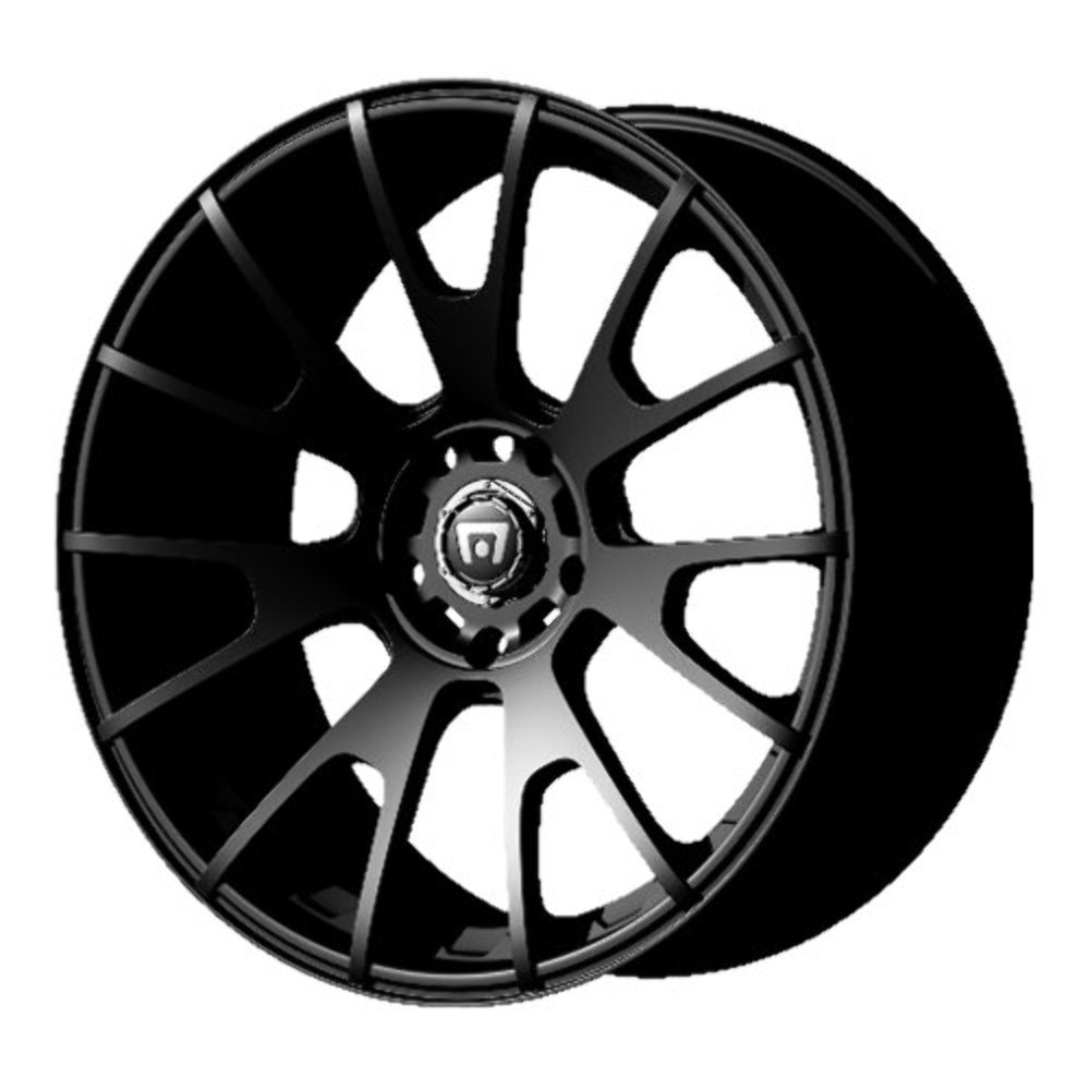 Motegi Racing Mr118 Matte Black Wheel 18x8 Quot 5x112mm