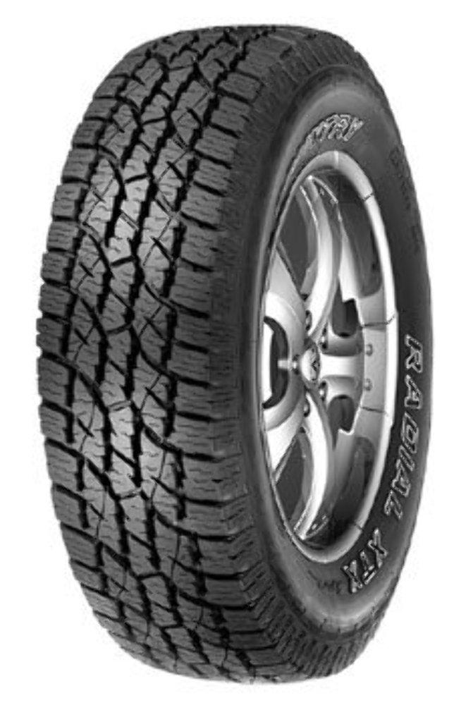 New Tire Tread Depth >> Multi-Mile Wild Country Radial XTX Sport All-Season Radial Tire - 265/75R16 112R | eBay