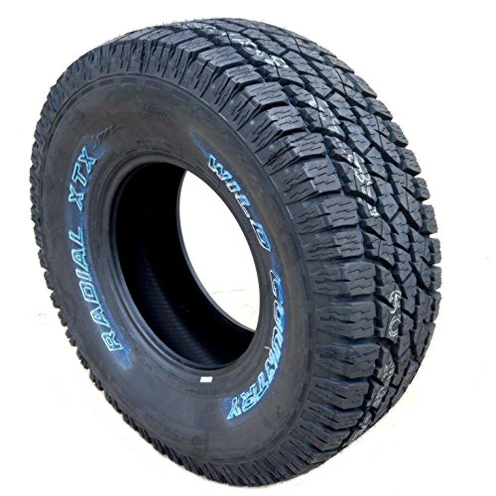 Tire Tread Measurements >> LT 235/80/17 Wild Country XTX Sport A/T Tire Load E
