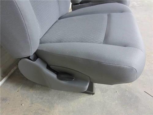 08 15 Ford Econoline E 250 E 350 Van Gray Cloth Bucket