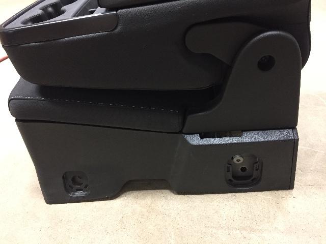 Gmc Sierra Running Boards >> 14-17 CHEVY SILVERADO GMC SIERRA BLACK CLOTH CENTER ...
