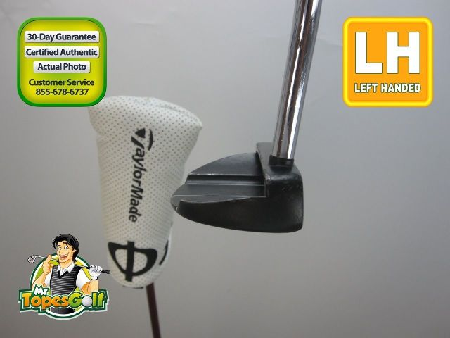"""TaylorMade White Smoke MC-72 Putter 33"""" With Headcover LH ..."""