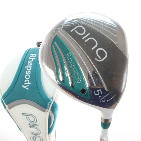 Ping Rhapsody 5 Fairway Wood 22 Degrees Ult220 Lite Ladies
