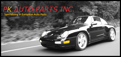 PK Auto Parts Inc.