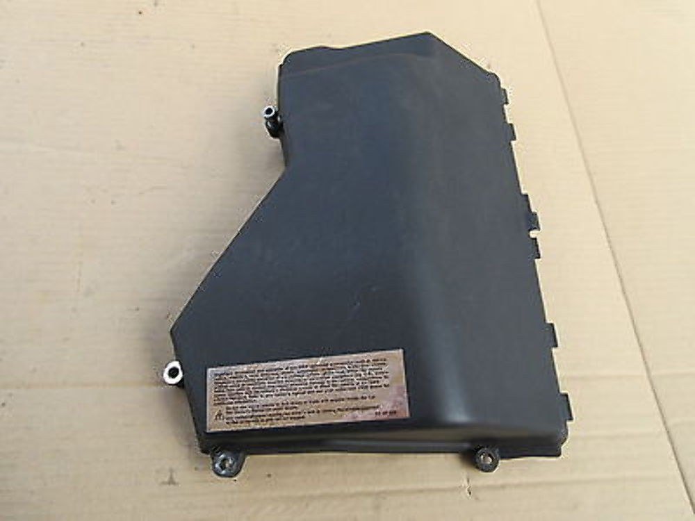 02 bmw m3 e46 convertible right passenger under hood ecu fuse box on E46 Quarter Panel for 02 bmw m3 e46 convertible right passenger under hood ecu fuse box cover lid at 2004 Acura TL Fuse Box