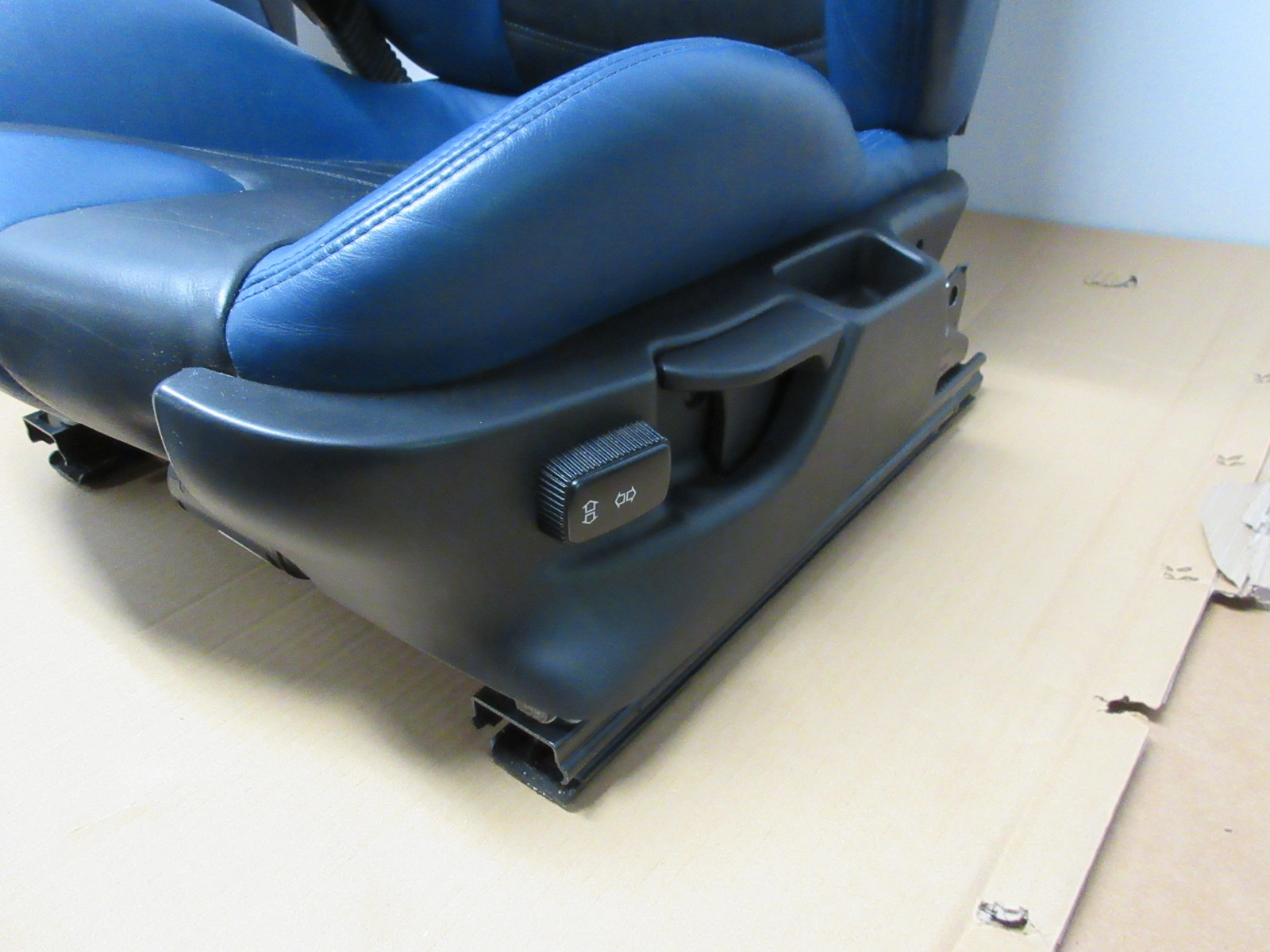 2000 Bmw Z3 M Roadster E36 1020 Power Leather Heated