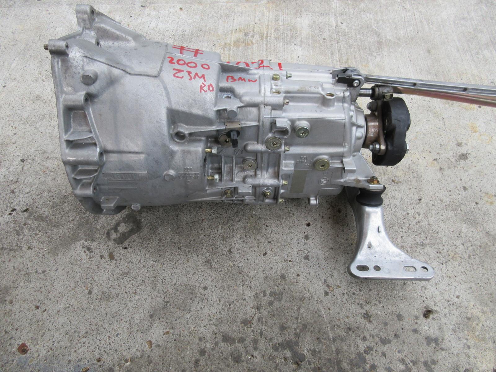 2000 Bmw Z3 M Roadster E36 1020 Manual 5spd S52 Zf
