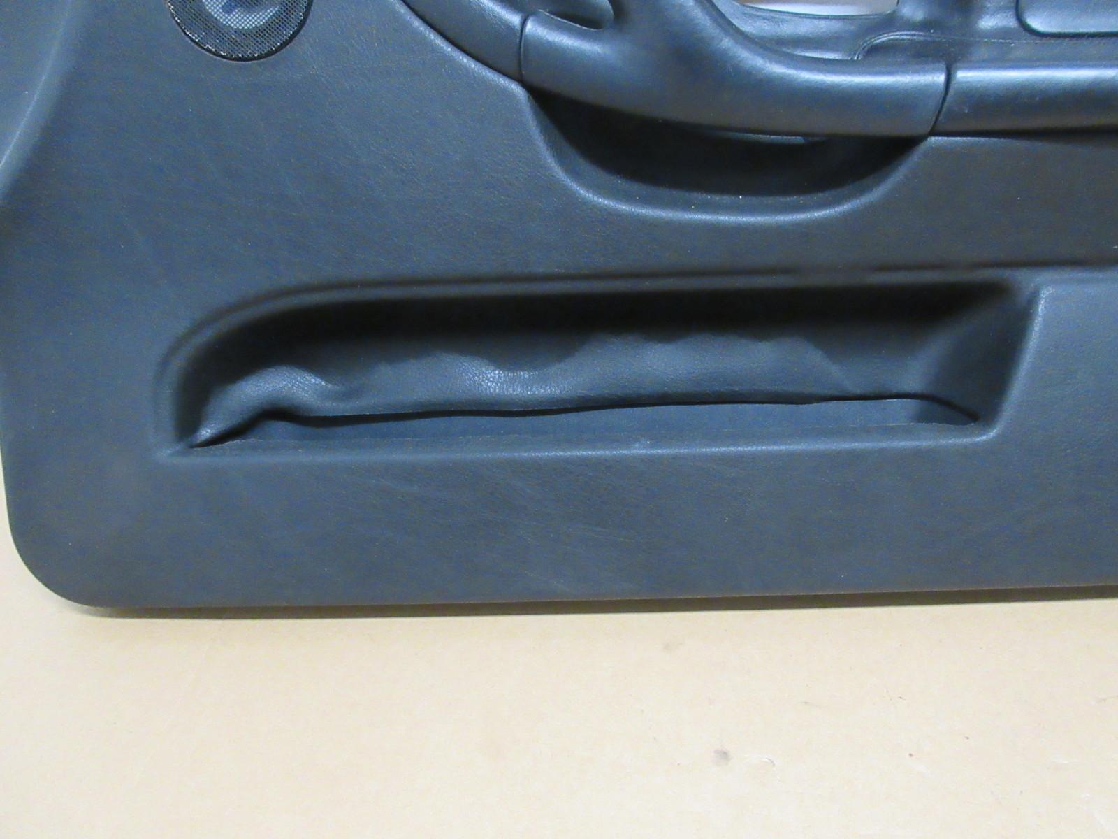 ... 1999 BMW M3 E36 Convertible #1021 Right Passenger Side Door Panel Black ... & 1999 BMW M3 E36 Convertible #1021 Right Passenger Side Door Panel ...