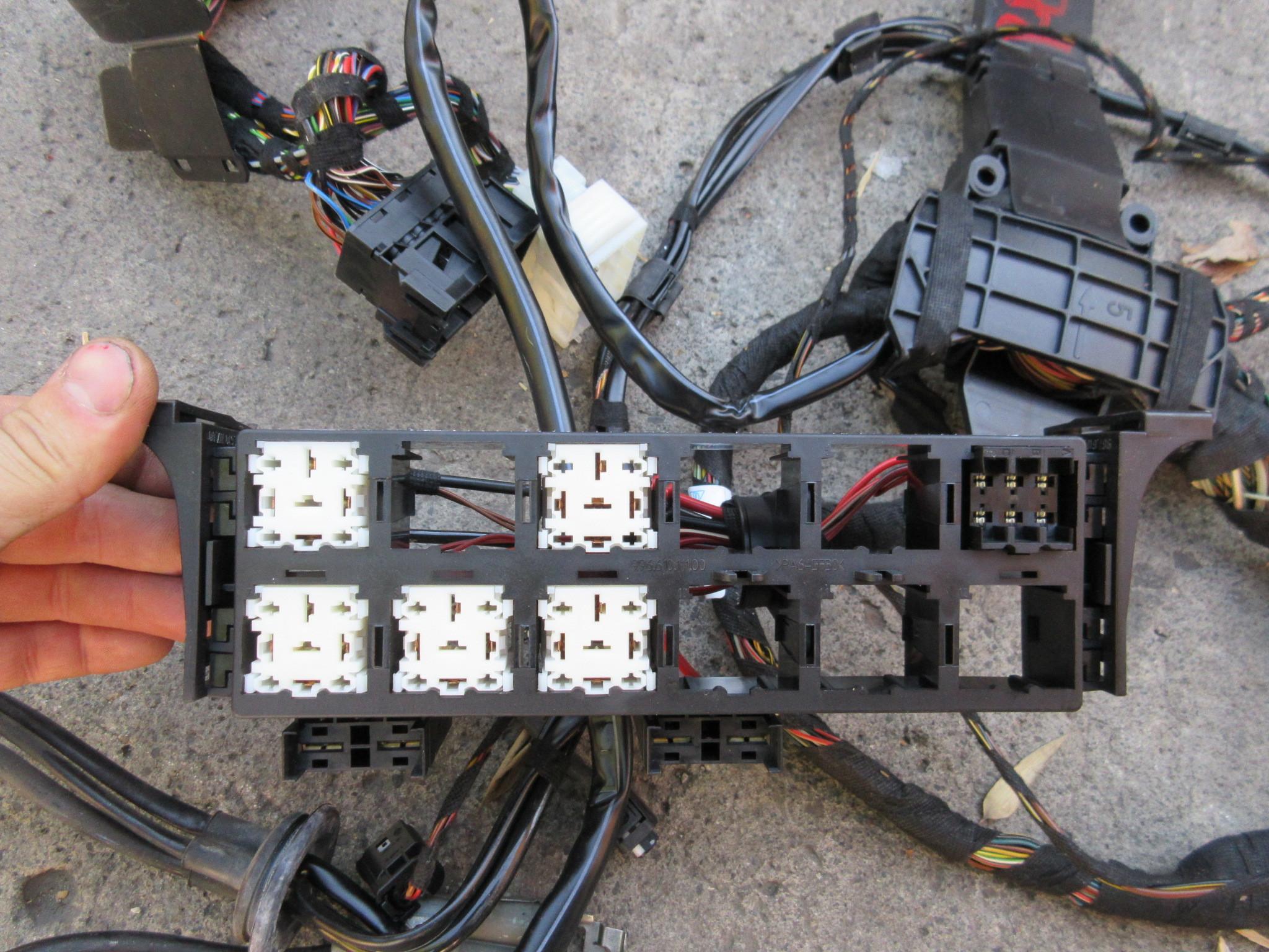 07 Porsche 911 Turbo 997  1031 997tt Engine Dme Wire