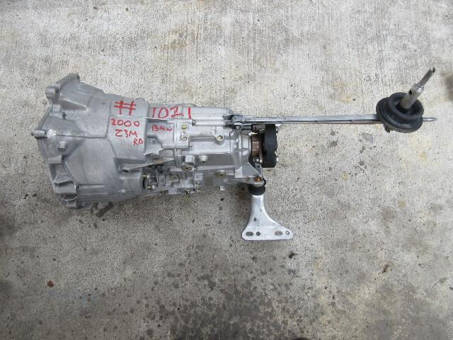 2000 BMW Z3 M Roadster E36 1020 Manual 5spd S52 ZF Transmission W