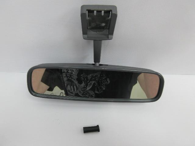 1986-1992 Toyota Supra MK3 #1042 OEM Rear View Mirror W/Vibration Spacer