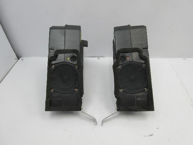 1986-1992 Toyota Supra MK3 #1042 Rear Left Right Speakers Pair OEM