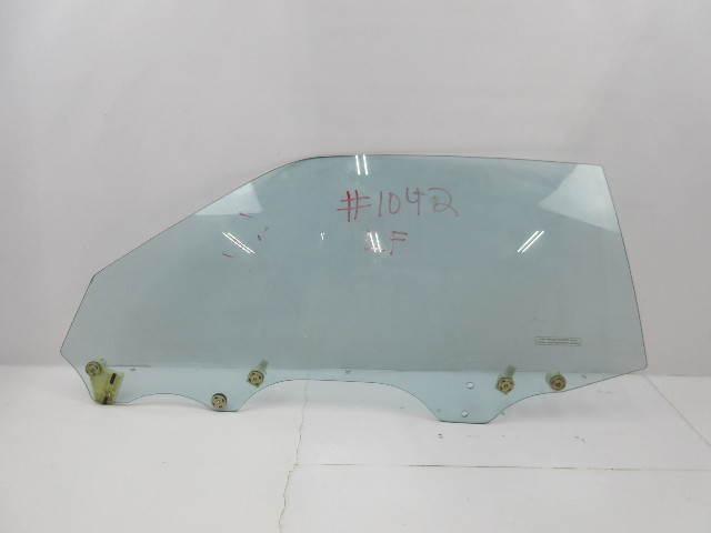1986-1992 Toyota Supra MK3 #1042 Left Driver Door Window Glass OEM