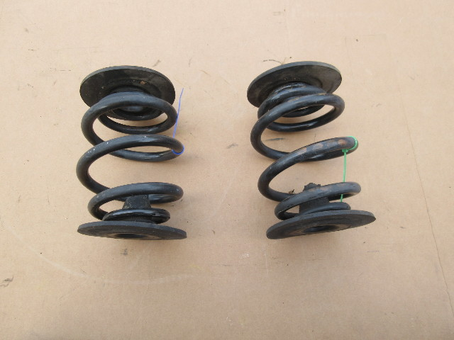 1999 BMW Z3 M Roadster E36 #1043 Rear Suspension Coil Springs Left & Right