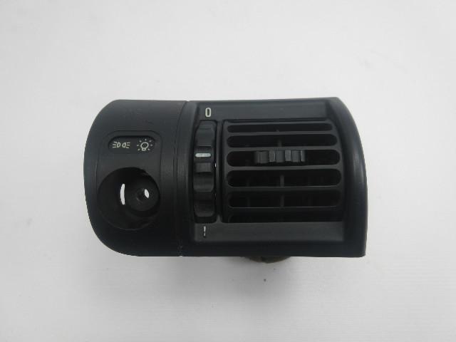 2000 BMW Z3 M Roadster E36 #1044 A/C Heat Left Driver Air Vent Headlight Switch