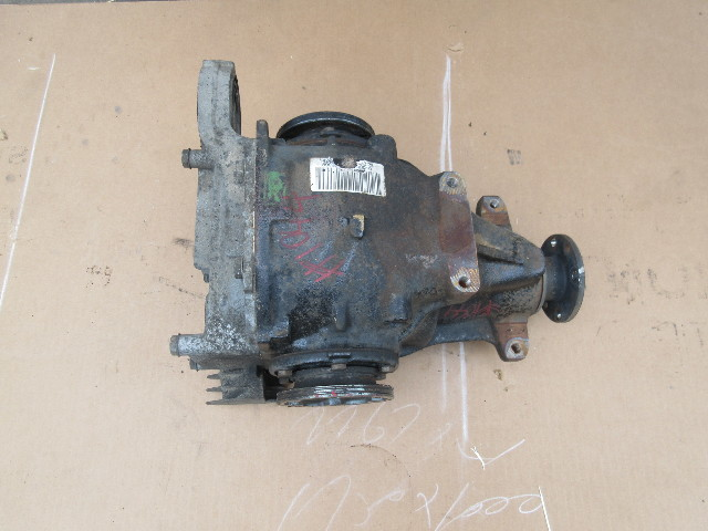 2000 BMW Z3 M Roadster E36 #1044 Rear End LSD 3.23 Differential Diff Finned Case