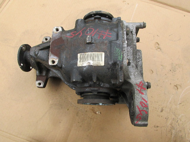 1998 BMW Z3 M Roadster E36 #1045 Rear End LSD 3.23 Differential Diff Finned Case