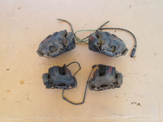 1999 BMW M3 E36 Convertible #1046 Front & Rear Brake Calipers