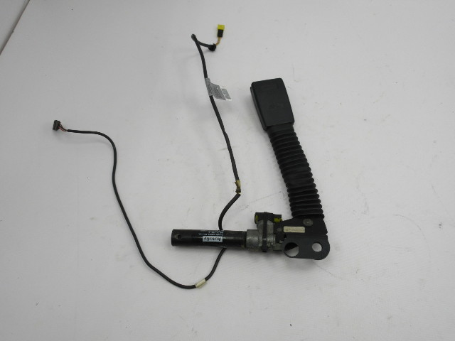 BMW M3 E36 Convertible #1046 Driver Front Seatbelt Buckle Receiver Tensioner