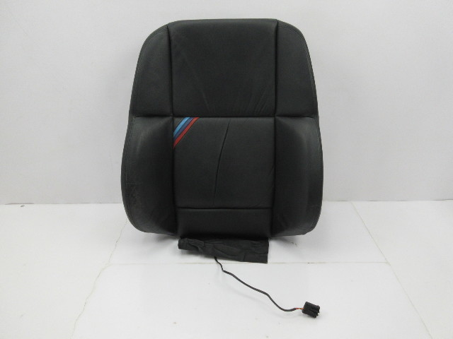 BMW M3 E36 #1046 (1) Heated Sport Seat Backrest Cushion Black Left Or Right