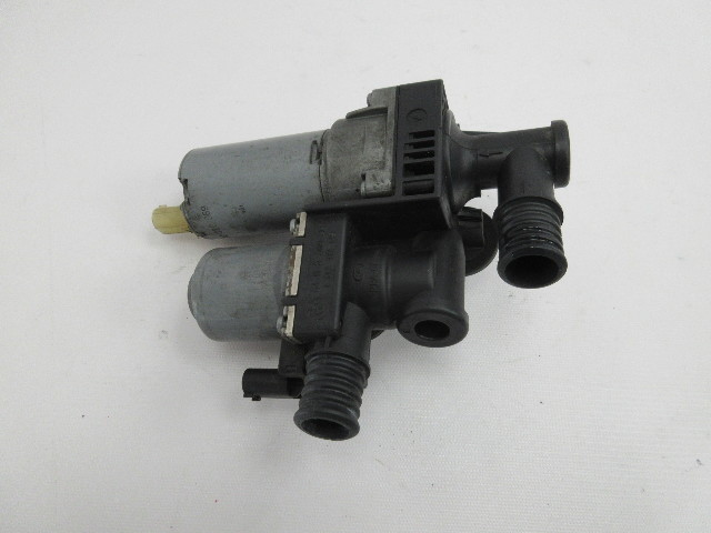 01-06 BMW M3 E46 #1047 Heater Control Valve & Auxiliary Pump 64118369807