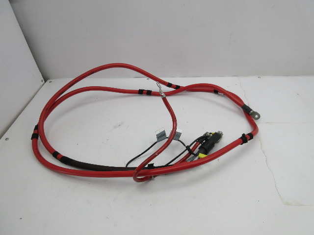 BMW M3 E46 Convertible #1047 Positive Battery Crash Cable Airbag Fuse