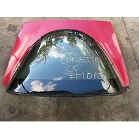 04 Chevrolet Corvette C5 Rear Hatch Trunk Assembly W/ Windshield #1010