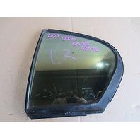2007 Lexus GS 350 GS350 Drivers Side Rear Quarter Window/Glass