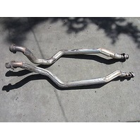 1995 Ferrari 456 456GT Exhaust Extension Pipes 156346 & 156345