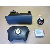 1995 Ferrari 456 456GT Airbag Set, Airbags SRS & Control Unit