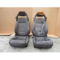 2004 Lamborghini Gallardo Suede Front Power Seats