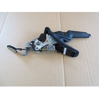 08 BMW M3 Convertible E93 E92 #1015 OEM Leather Parking E-Brake Handle