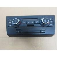 08 BMW M3 Convertible E93 E92 #1015 A/C Heater Climate Control 64119182287