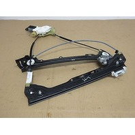 BMW M3 Convertible E93 E92 #1015 Left Front Window Motor & Regulator 51337193455