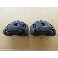 08 BMW M3 Convertible E93 E92 #1015 Front OEM Brake Caliper Set Pair